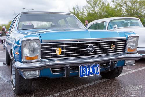 AP17-2306 Opel Diplomat