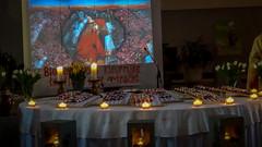 Bloesems als Goddrs belofte,... Paaswake op Ten Bos (2017) (KerKembodegem) Tags: liturgy erembodegem pasen bloesem jesuschrist eucharistieviering gezang song 2017 bomen christianity eucharist geloofsbelijdenis jesus lied kerklied bijbel liturgischeliederen churchsongs boom 4ingen paasviering bloesems kerkembodegem tafelgebed tenbos eucharistie paaszondag bible gebeden gezangen gezinsvieringen liederen god liturgie gezinsviering jezus siegerköder liturgischlied zondagsviering songs