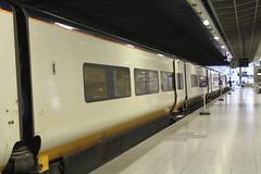 3232 coaches (matty10120) Tags: railway rail train class eurostar old withdrawal brussels midi ziri zuri 1994 meto camell belgium france england e300