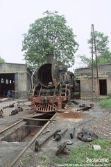 2011/5/14 SY1141 Yuxia (Pocahontas®) Tags: sy1141 engine steam locomotive loco railway railroad rail train 135film 135 film fujifilm provia100