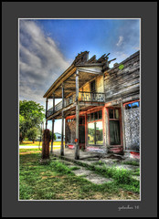 Kilmanagh Store (the Gallopping Geezer '4.5' million + views....) Tags: generalstore store business storefront gas fuel shell pump gaspump abandoned weathered decay decayed worn faded neglected derelict crossroads rural country kilmanagh mi michigan thumb baclroads backroad roadtrip canon geezer 2016