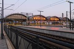 Wrocław Główny (haberlea) Tags: wrocław wrocławgłówny station stacja poland platform