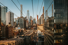 New York City (tinto) Tags: 2017 28mm fuji fujifilm fujilove fujix100t fujixseries manhattan mirrorless newyork nyc tintography vsco vscofilm wclx100 wideangel x100t rooseveltisland urban city skyscrapers