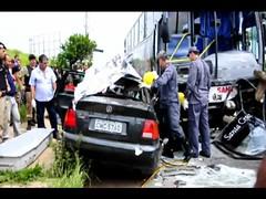Acidente grave no trevo de Alfenas-MG, deixa três mortos e um ferido. (portalminas) Tags: acidente grave no trevo de alfenasmg deixa três mortos e um ferido