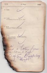 21-27 Jun 1915 (wheresshelly) Tags: ww1 wwi world war 1 australia gallipoli egypt military australian 4th field ambulance anzac morton wilfred