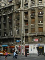 United Nations Square, Bucharest (Classic Bucharest) Tags: street people architecture strada pedestrian scene unite romania pedestrians streetscape passerby bucuresti piata oameni bulevardul arhitectura strazi pietoni trecatori passerbies natiunile