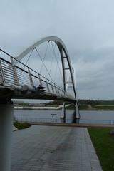 10 minutes to Infinity (spikeybwoy - Chris Kemp) Tags: bridge infinity stockton teesside tees rivertees infinitybridge