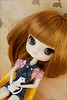 With cat (gwennan) Tags: color macro cute colors japan closeup toy doll dal figure junplanning jfigure rotchan