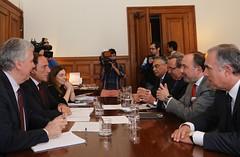 """""""Reforma do Estado"""" - Reunião com o Governo Português"""