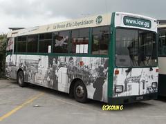 Island Coachways 57 (Coco the Jerzee Busman) Tags: uk bus island islands coach nimbus east cannon dart guernsey channel caetano lancs coachways