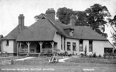 Hendon Cottage Hospital (robmcrorie) Tags: uk history hospital cottage patient health national doctor nhs service medicine british nurse healthcare infirmary hendon