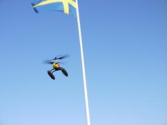 Påskharen på väg (nilsw) Tags: flyga fotosondag fs140420