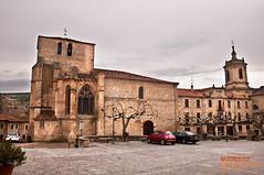 Santo Domingo de Silos (mosanjose11) Tags: espaa landscape iglesia ciudad paisaje burgos santodomingodesilos