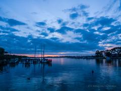 Sunset on a ferry (__db_) Tags: oz australia australien aus hdr hdri gippsland raymondisland highdynamicrangeimage highdynamicrangeimaging australien20132014