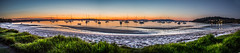 Sunset Corlette Beach_Panorama1 (Gil Feb 11) Tags: sunset port photography australia stephen newsouthwales hdr corlette canon5dmkiii