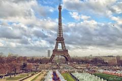The Tower (Sami Hashem) Tags: paris tower eiffel