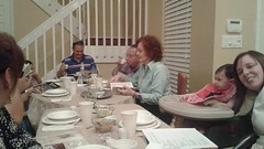Joe Kaufman celebrate Passover
