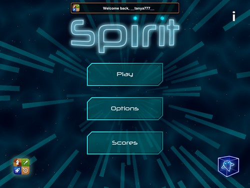 Free Spirit Main Menu: screenshots, UI