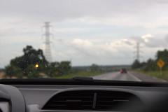 19.52 weeks (Camila Rodrigues Fotografia) Tags: rain chuva estrada cannon carro week 18 sergipe 52weeks 52semanas amoreja52weeks amoreja