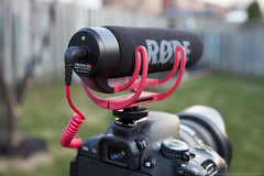 "Rode VideoMic GO • <a style=""font-size:0.8em;"" href=""http://www.flickr.com/photos/65051383@N05/14023466972/"" target=""_blank"">View on Flickr</a>"