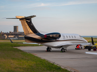 Private Embraer 505 M-BEAR