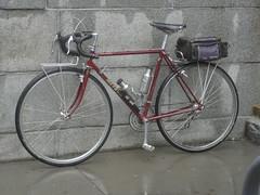 Miyata Six Fifteen (SaddleUpBike) Tags: calgary up bike path system six saddle fifteen miyata 615