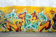 94 - Ivry-sur-Seine (o_Ouissem) Tags: street paris art graffiti mural 94 writers writer lettering graff quatre ivry lettrage katre quatrer