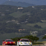 2014- Laguna Seca- No 912 Porsche North America Porsche 911 RSR On Track