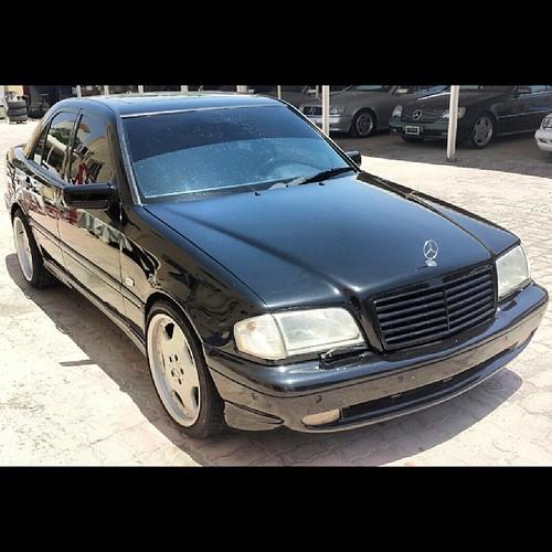 Mercedes#Benz#AMG#W202#CClass#C55#1999#alyehliparts#alyehli#UAE