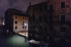 Venise, la nuit - Venezia, la notte - Venice, by night