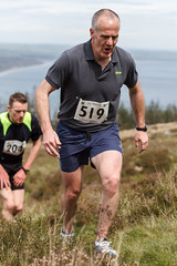 Slieve Donard Race 2014-6087 (cmcm789) Tags: county ireland sea sky irish mountain black mountains water grass stairs race forest canon newcastle landscape athletics lough dale hill may down running climbing land runners series hd northern fell mourne 2014 slieve mournes donard blackstairs slievedonard hillanddale