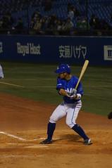 DSC06416 (shi.k) Tags: 神宮球場 横浜ベイスターズ 140516 嶺井博希 イースタンリーグ