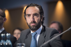 Joaquin Del Moral at the Closed Ministerial Session