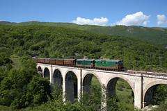 Linea Sulmona - Castel di Sangro, sabato 17 e domenica 18 maggio (Ferrovie dello Stato Italiane) Tags: di castel treni sulmona ferrovie fondazione sangro storici