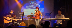 Alan Reed & Kim Seviour - Trinity #12 (PontyCyclops) Tags: charity reed up festival rock alan rooms kim gig give dont trinity acoustic leamington spa progressive assembly touchstone prog seviour