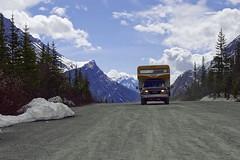 Canada, Rocky Mountains (R. V.) Tags: canada spring jasper alberta banff rockymountains icefieldsparkway