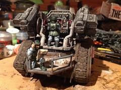 Wyvern (jontlaw) Tags: model games 40k workshop imperial warhammer wyvern 40000 gamesworkshop imperialguard