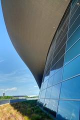 London Aquatics Centre / 2014 V (Images George Rex) Tags: uk england london sport architecture modern nikon unitedkingdom britain swimmingpool olympic zahahadid newham aquaticscentre ccbysa londonboroughofnewham londonaquaticscentre queenelizabetholympicpark imagesgeorgerex photobygeorgerex