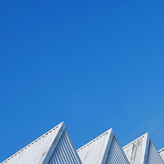 White Mountains (red_signal) Tags: blue abstract abstractart minimal