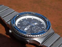 Seiko 7a38 7070 (baldrab) Tags: clock altered watch timepiece modified diver wrist seiko chronograph stopwatch modded divingwatch 7a387070