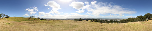 Mt Eden II - Panorama