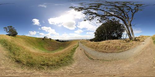 Mt Eden - Panorama