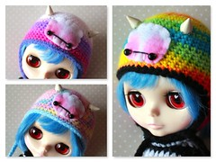Baby Fangster Hats