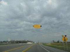 Bypass US Route 60 - Kentucky (Dougtone) Tags: road sign highway kentucky route shield us60