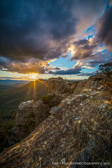 Boars Head Solstice Vert (Gary Hayes) Tags: winter festival sunsets bluemountains