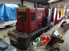 RH 354068 (rustonregister) Tags: heritage train shropshire diesel railway loco class highland locomotive welsh gauge narrow hornsby ruston lok kinnerley 40dl blockleys