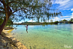 XD (Moson Kuo) Tags: ocean travel sea beach nature beautiful landscape nikon scenery diving nikkor  ultrawide palau    rockisland   2014 koror            palauroyalresort      afs1424mm28g