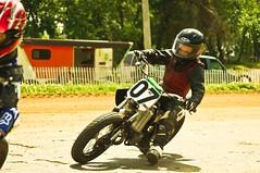 Round Turn 1 (Overpass Light Brigade) Tags: bike wisconsin race track racing motorcycle ezra 07 aztalan brusky