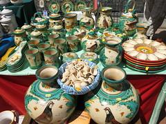 Feria de Alfarería (Micheo) Tags: spain colours colores granada pottery cerámica alfarería