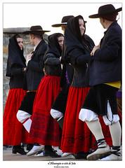 el Altoaragn se viste de Jota (wuploteg1) Tags: santa spain huesca altas fiestas cecilia pyrenees ara pirineos sobrarbe convivencia aragn eras boltaa jotas altoaragn